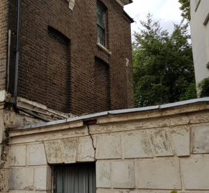 Completed Graffiti Removed West London